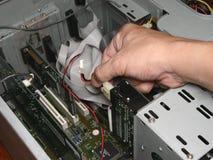 Computerreparatur Lizenzfreie Stockfotografie