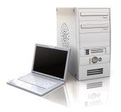 Computers stock illustratie