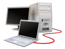 Computers Royalty Free Stock Photos