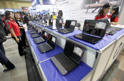 Computers Stock Image