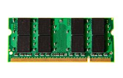 Computers memories Royalty Free Stock Photo