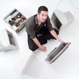Computerservice Lizenzfreie Stockfotos