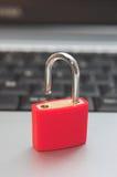 Computersicherheit stockbild