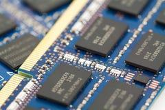 Computerspeicher-RAM Lizenzfreies Stockfoto