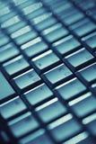 Computertastaturhintergrund Stockbild