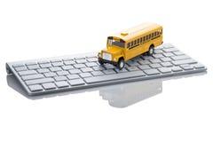 Computertechnologie-Ausbildungs-Schule lizenzfreies stockfoto