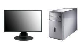 Computerturm Stockfotografie