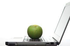 Computerunterstützter Unterricht Lizenzfreie Stockfotos