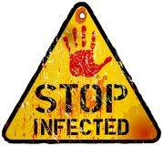 Computervirus Stock Fotografie