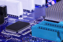 Computervorstand Stockfoto