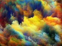 Computing Colors Stock Photography