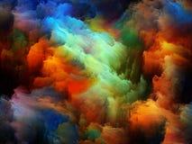 Computing Colors Royalty Free Stock Image