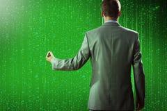 Computing concept Stock Photos