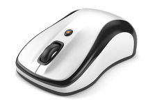 Computing mouse  Stock Image