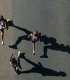 Comrades Marathon 2010 Stock Images