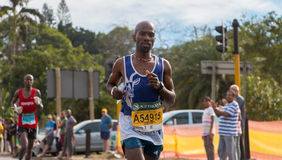 Comrades Marathon Runner 2 Stock Photo