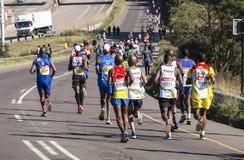 Comrades Marathon South Africa Stock Photo