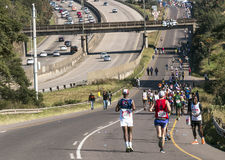 Comrades Marathon South Africa Royalty Free Stock Images