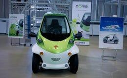 Coms Corps d'automobile de Toyota Électro voiture japan Image stock