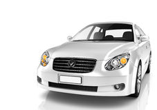 Comtemporary Car Elegance Vehicle Transportation Luxury Concept Royalty Free Stock Photography