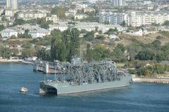 Comuna marinha da embarcação de salvamento Foto de Stock Royalty Free