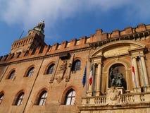 comunale palazzo Στοκ εικόνες με δικαίωμα ελεύθερης χρήσης