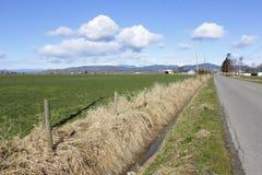Comune agricola rurale Immagini Stock Libere da Diritti