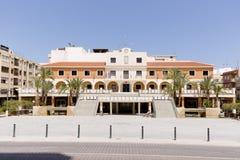 Comune del Segura, Alicante, Spagna di Guardamar immagini stock libere da diritti