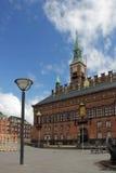 Comune di Copenhaghen Immagini Stock