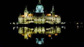 Comune di Hannover Fotografie Stock