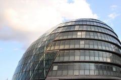 Comune di Londra - architettura BRITANNICA moderna Immagini Stock