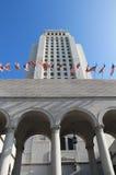 Comune di Los Angeles, U.S.A. Fotografia Stock