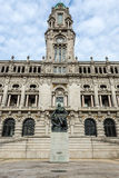 Comune di Oporto Fotografia Stock