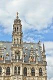 Comune di Oudenaarde, Belgio Immagine Stock Libera da Diritti
