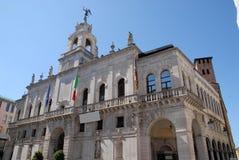 Comune di Padova nel Veneto (Italia) Immagine Stock