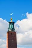 Comune di Stoccolma Fotografia Stock