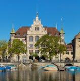 Comune di Zurigo fotografia stock