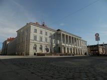 Comune in Kielce Fotografie Stock