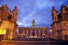 Comune Roma Gabinetto Stock Image