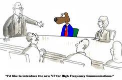 comunicações ilustração do vetor