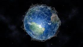 Comunicações da terra imagem de stock royalty free