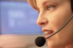 Comunicações de escritório Imagem de Stock Royalty Free