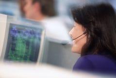 Comunicações de escritório imagem de stock