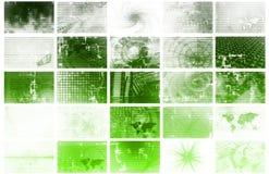 Comunicações de massas ilustração do vetor