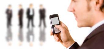 Comunicações empresariais fotos de stock royalty free