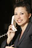 Comunicações empresariais foto de stock royalty free