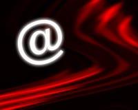 Comunicações rápidas ilustração royalty free