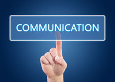 Comunicación Imagen de archivo