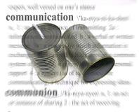 Comunicación imagenes de archivo