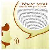 Comunicación, comunicación Imagen de archivo